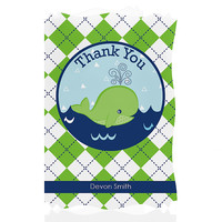 Baby Shower Thank You Cards - Tale Of A Whale