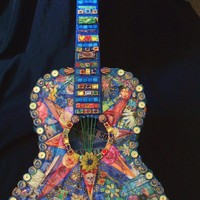 PLAYTIME  Wired for SOUND Mosaic Guitar