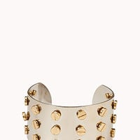 Screw Top Stud Cuff