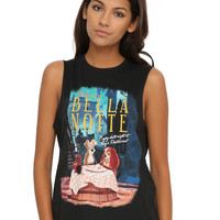 Disney Lady And The Tramp Girls Muscle Top