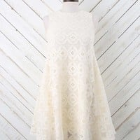 Altar'd State Lacy Swing Dress   Altar'd State