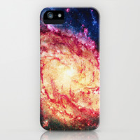 The Galaxy - for iphone iPhone & iPod Case by Simone Morana Cyla