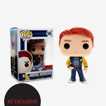 Funko Riverdale Pop! Television Archie Andrews Vinyl Figure Hot Topic Exclusive