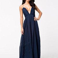 Chain Strap Maxi Dress, NLY Eve