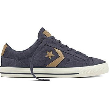 Converse Mens Star Player Ox Suede Trainers
