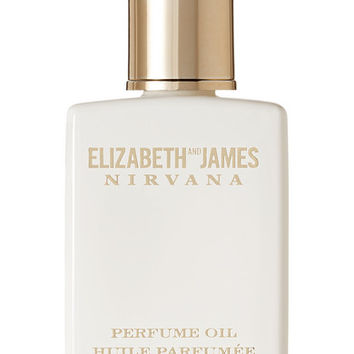 Elizabeth and James Nirvana - Nirvana White Perfume Oil - Peony, Muguet & Tender Musk, 14ml