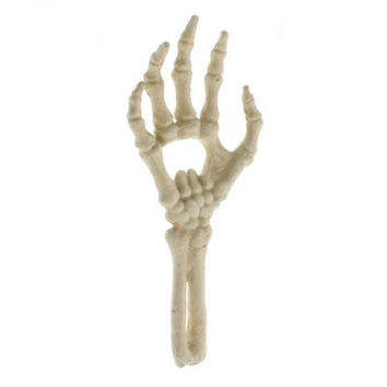 Skeleton Hand Bottle Opener - Cast Iron