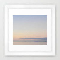 Afternoon soothe Framed Art Print by John Medbury (LAZY J Studios) | Society6