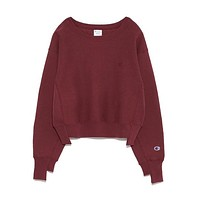 Champion x FRAY I.D Fashion Pullover Sweatshirt