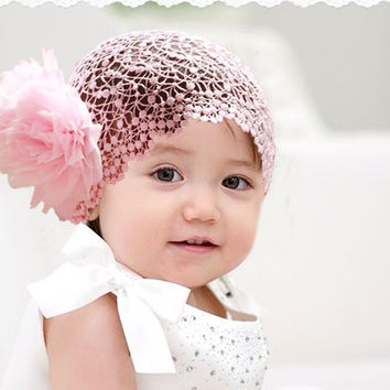 Baby Girls Head Lace