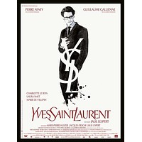 Yves Saint Laurent (French) 27x40 Movie Poster (2014)