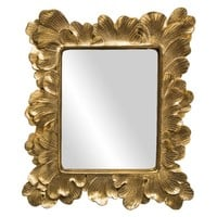 Evelyn Gold Mirror
