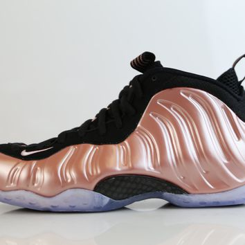 BC AUGUAU Nike Air Foamposite One Elemental Rose Rust Pink White Black 314996-602 (NO Codes)
