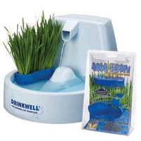 Drinkwell Aqua Garden Pet Grass