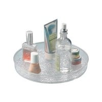 InterDesign Rain 9-Inch Vanity Spinner