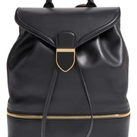 Alexander McQueen 'Small Legend' Calfskin Leather Backpack | Nordstrom