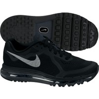 Nike Women's Air Max 2014 Running Shoe - Black/Silver | DICK'S Sporting Goods