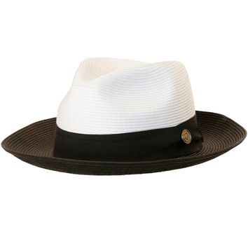 7d7461453f8a0f Kangol Spine Stripe 507 Cap from Levine Hat Co.