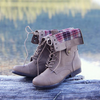 The Lodge Boots in Woodsmoke
