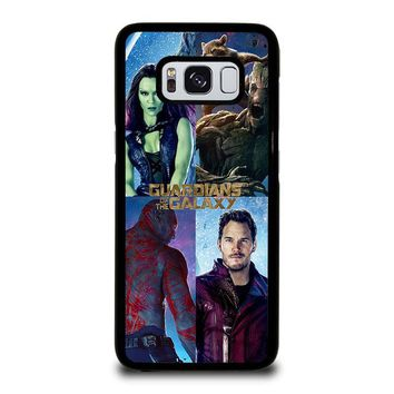 GUARDIANS OF THE GALAXY Samsung Galaxy S8 Case Cover