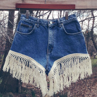 Whimsical Gypsy Shorts