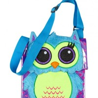 Cartoon Owl Crossbody Bag | Girls Bags & Totes Accessories | Shop Justice