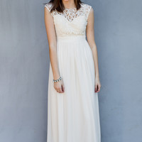 WEB EXCLUSIVE: Remember Me Dress in White