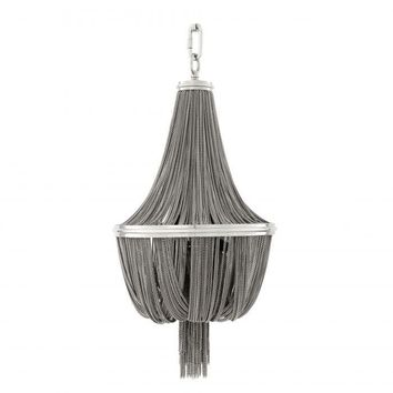 DRAPED CHAIN CHANDELIER | EICHHOLTZ MARTINEZ - S