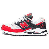 NEW BALANCE 530 - RED/BLACK/GREY | Undefeated