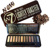 W7 In The Buff Lightly Toasted Eye Colour Makeup Cosmetic Beauty Palette