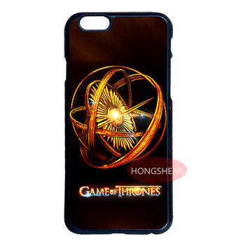 Game of Throne Crown Cover Case for LG Samsung S3 S4 S5 Mini S6 S7 Edge Plus Note 2 3 4 5 iPhone 4 4S 5S 5C 6 6S 7 Plus iPod 5 6