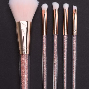 Face Value Glitzy Makeup Brush Set GoJane.com