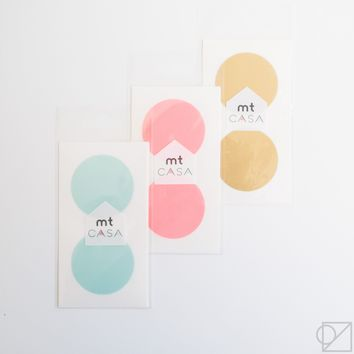 mt CASA Washi Tape Dots for Home