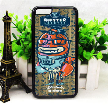 Hipster Lobster iPhone 6 | 6 Plus | 6S | 6S Plus Cases haricase.com