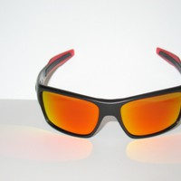 OAKLEY TURBINE FADE PRIZM RUBY LENSES