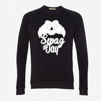 Swag like jay 5 fleece crewneck sweatshirt