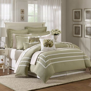 Hampton Hill Huntington Point 10 piece Comforter Set - King JLA10-390