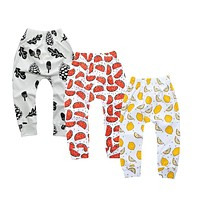 Children's panties fashionable cotton pants for a newborn baby pants for a boy and a girl for pants