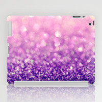 Fizzy Grape iPad Case by Lisa Argyropoulos