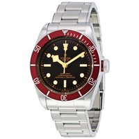 Tudor Heritage Black Bay Automatic Mens Watch 79230R-BKSS