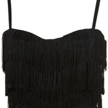 Fringe Corset Top - New In This Week  - New In