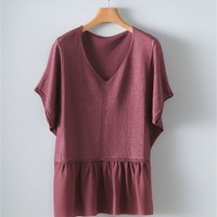Poetry - Knitted Linen Tunic
