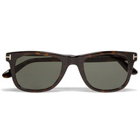 Tom Ford - D-Frame Tortoiseshell Acetate Polarised Sunglasses | MR PORTER