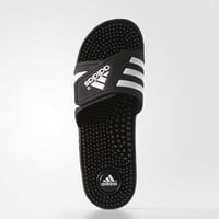 adidas adissage Slides - Black | adidas US