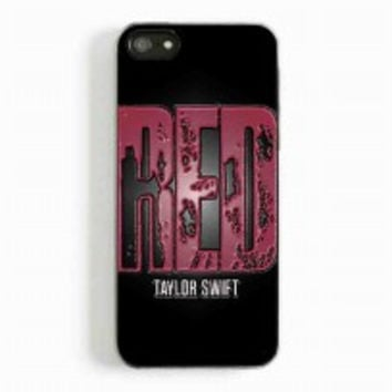 Taylor Swift Red for iphone 5 and 5c case