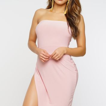 Akira Dress - Blush