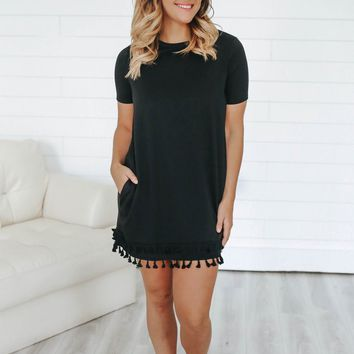 SWAY MY WAY DRESS