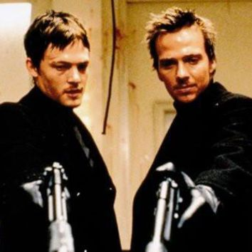 The Boondock Saints Poster Standup 4inx6in