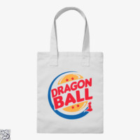 Burger King Dragon Ball, Dragon Ball (ドラゴンボール) Tote Bag