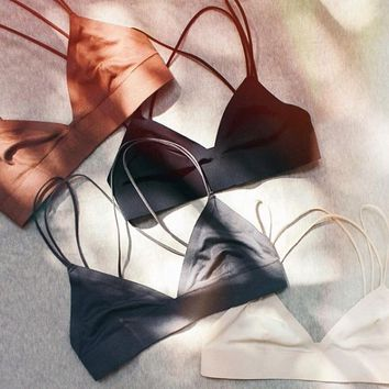 Out From Under Adelina Fusion Triangle Bra - Urban Outfitters